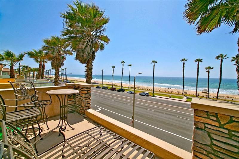 huntington beach beach front homes
